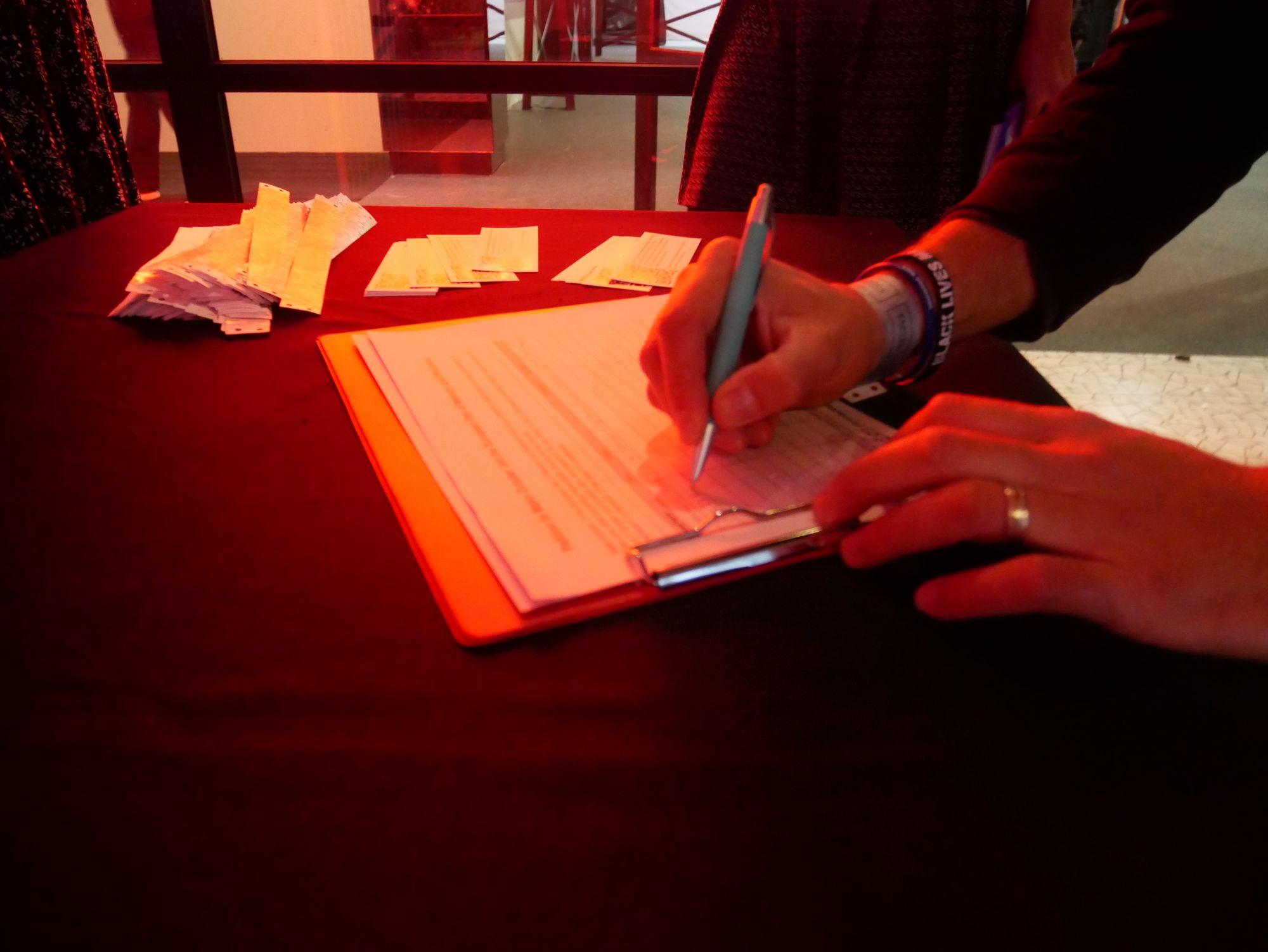 Peticija u organizaciji CROSOL-a